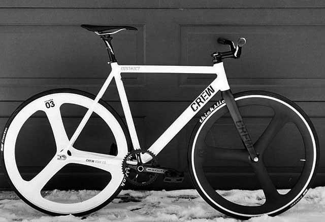 crew bike